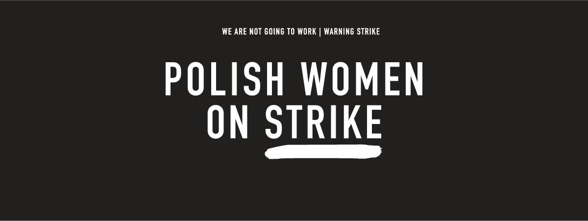 Polish-women-on-strike